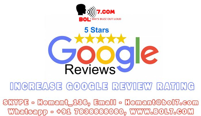 How to increase google review rating